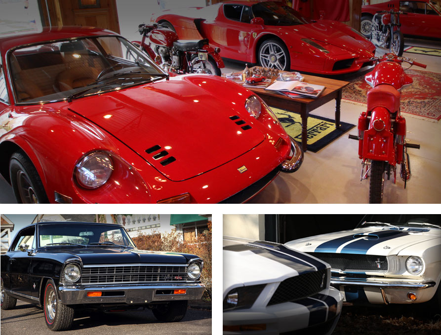 Condon Skelly | Classic, Vintage, Exotic, and Collector Car Insurance
