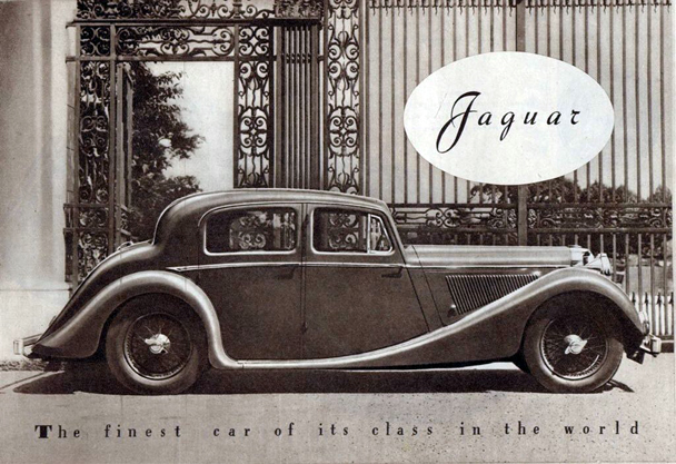 Classic Cars: History of the Jaguar