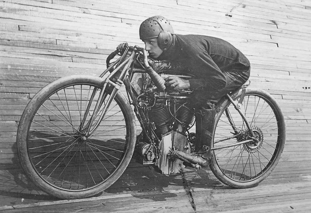 Classic Motorcycles: The History of Board Track Racing