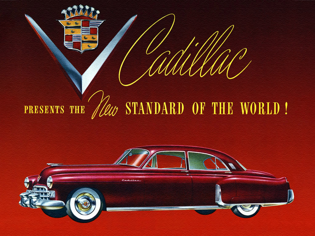 Condon Skelly Classic Cars The History Of The Cadillac Brand
