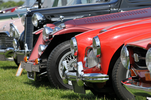 Where Can You Find the Best Classic Car Shows