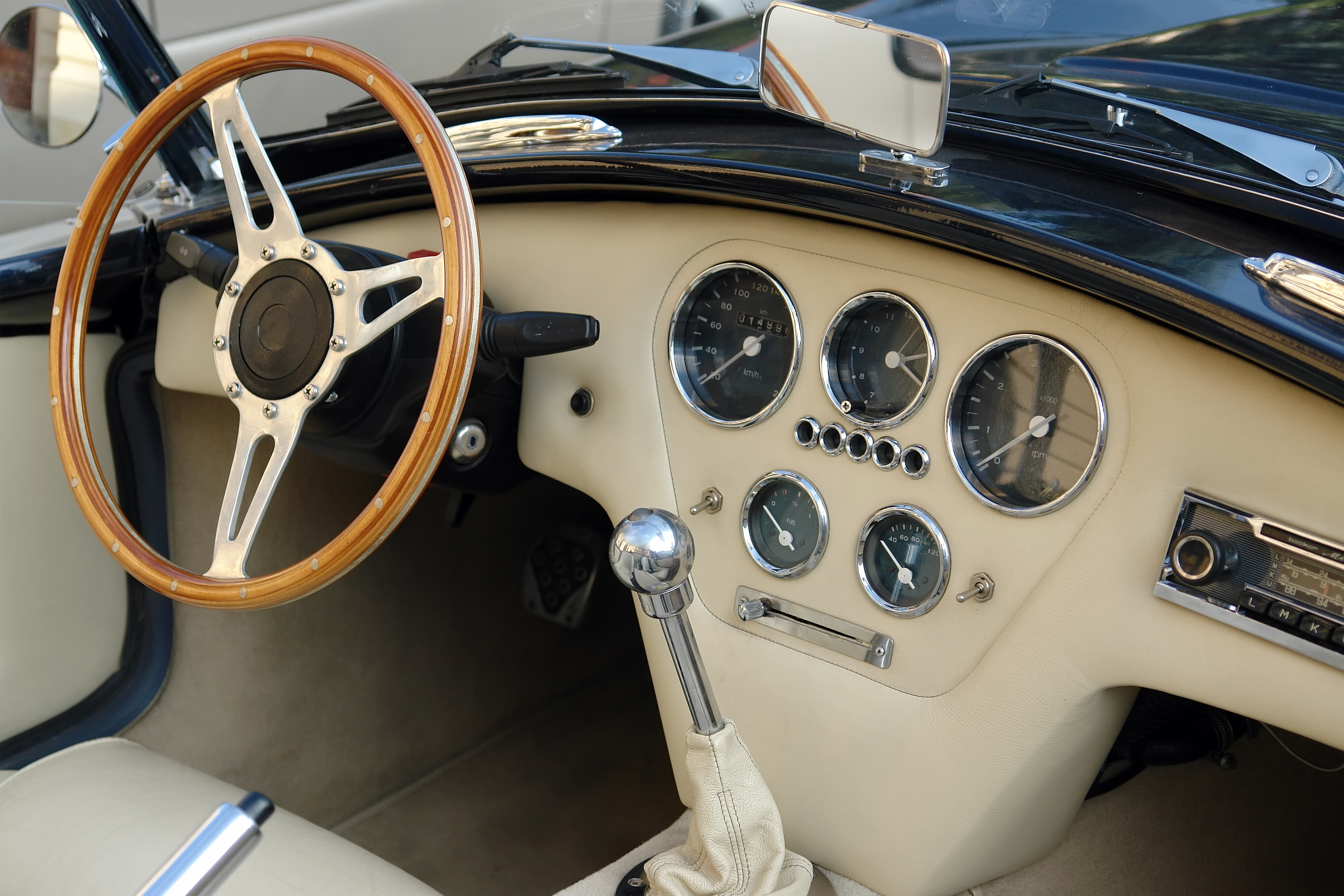 Classic Cars Are There Advantages to Manual Transmissions