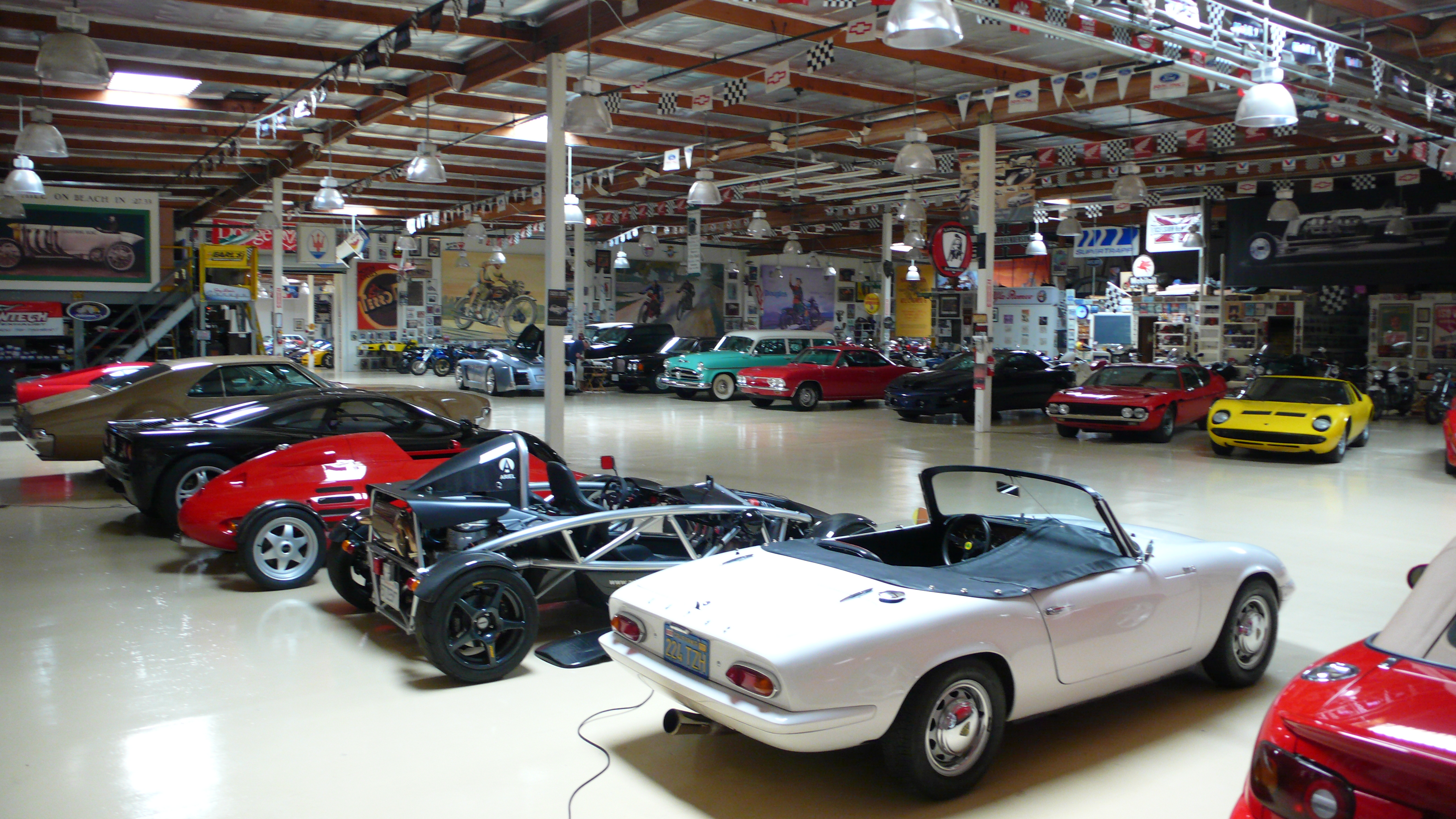 Condon Skelly Exploring Jay Leno S Classic Car Collection