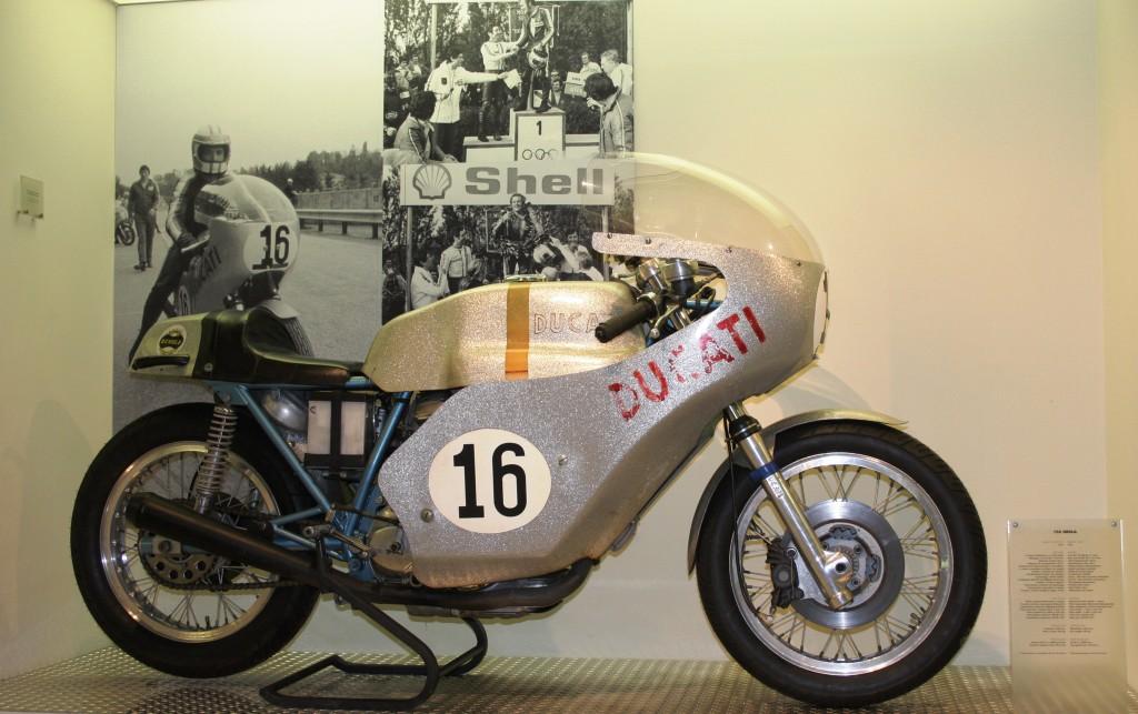 Ducati History