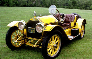 Antique Car Insurance History of the Stutz Motor Company