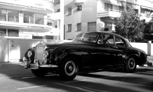 Classic Auto Insurance A History of the Bentley Brand
