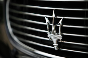 Collector Auto Insurance:  A Brief Maserati Timeline