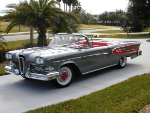 Classic Auto Insurance: The Little Known Ford Edsel