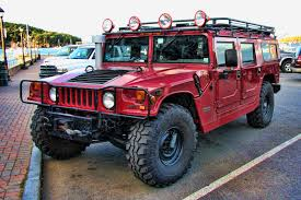 Exotic Car Insurance History of Hummer