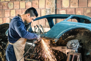 Antique Classic Car Insurance Finding a Restoration Shop