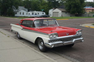 Vintage Auto Insurance: A Focus on the Ford Fairlane