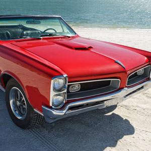 Vintage Pontiac Muscle Car Insurance