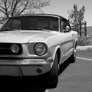 Antique Ford Mustang Insurance