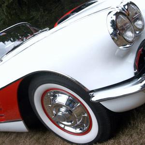 Vintage Chevrolet Corvette insurance